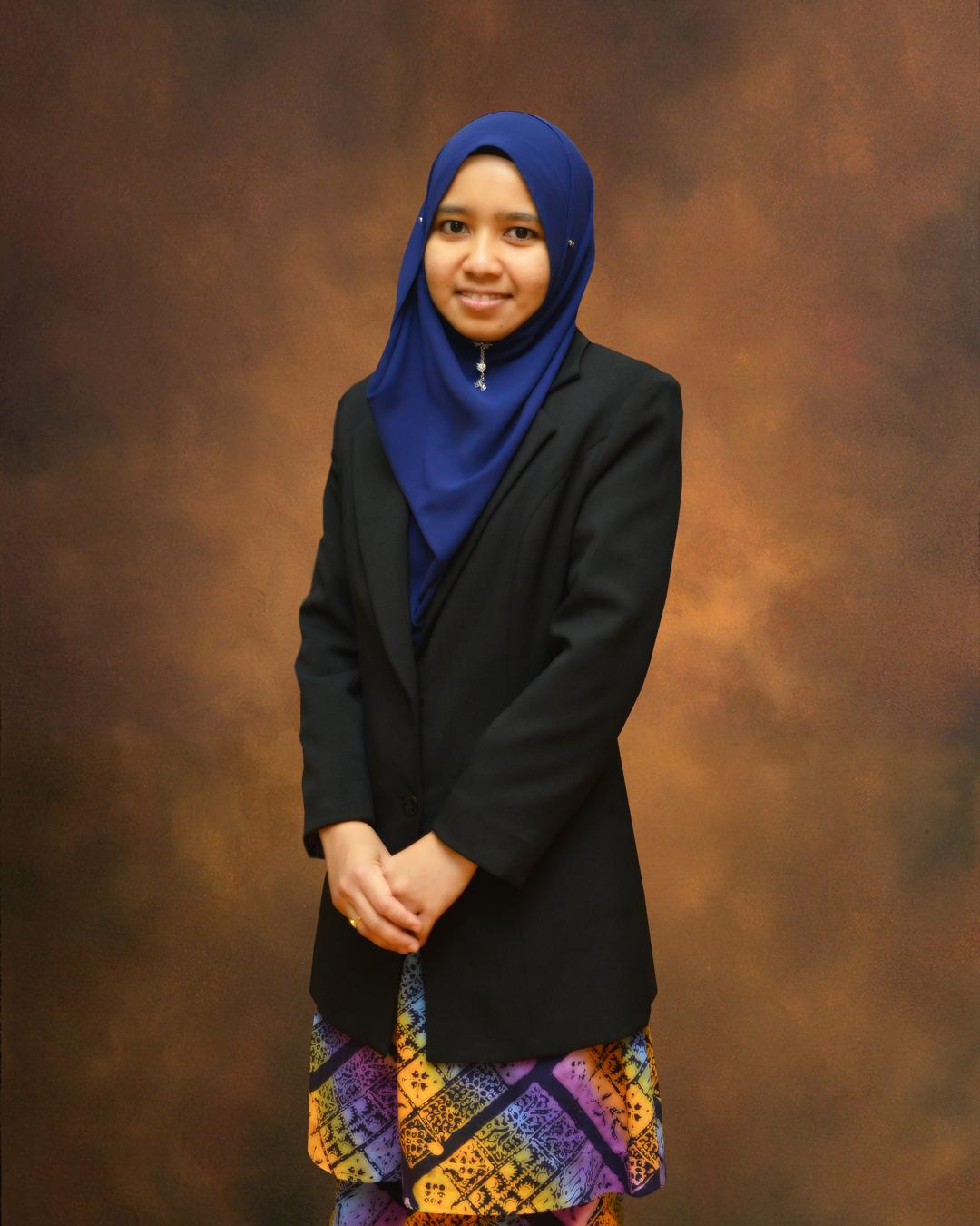 Cik Huzaimah binti Mohamed