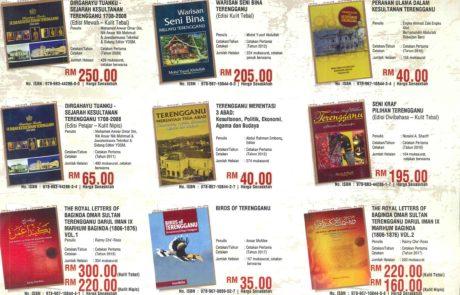 Buku-buku terbitan YDSM