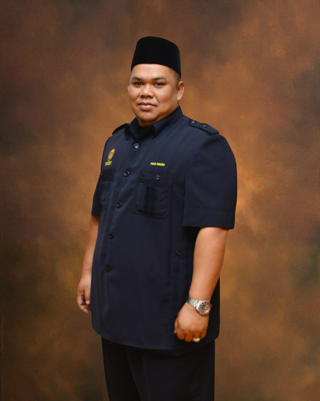 Encik Mohd Zakaria bin Muda