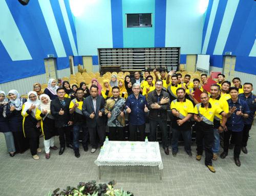 KURSUS KEUSAHAWANAN PROGRAM SENI KRAF WARISAN YDSM SIRI KE-7 SESI 2018/2019